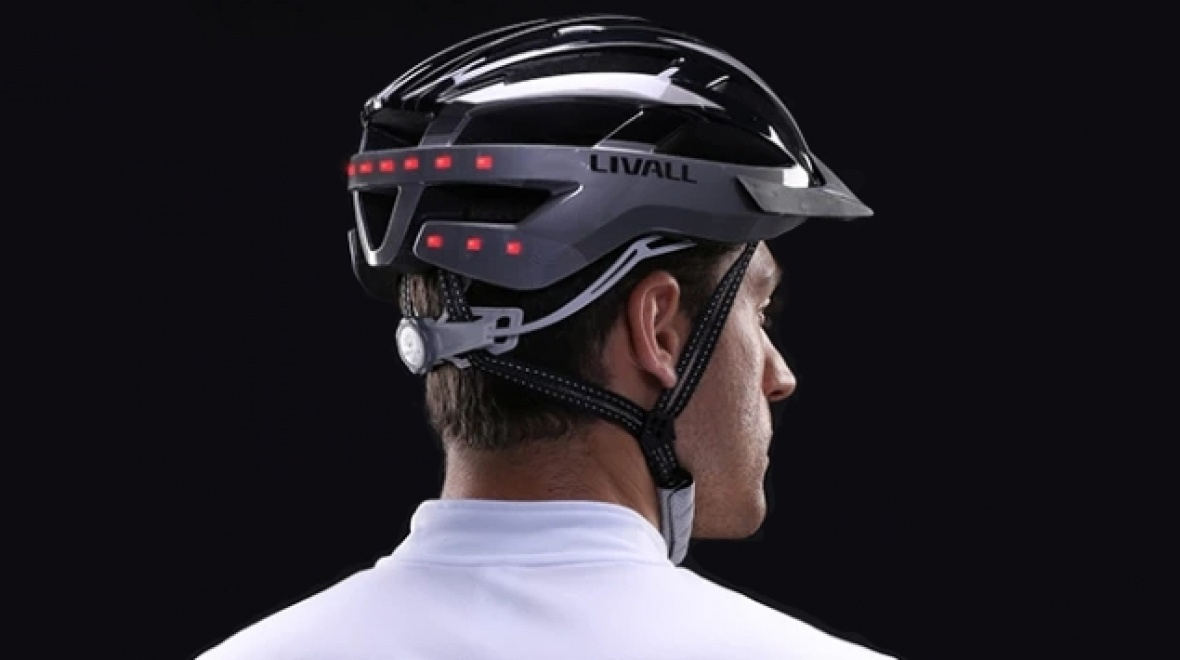 Livall's new smart cycling helmets
